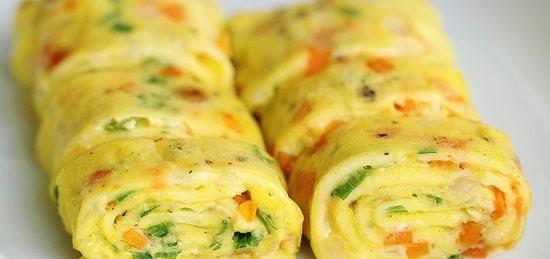 Cách làm món ăn từ trứng theo phong cách xứ sở kim chi ngon