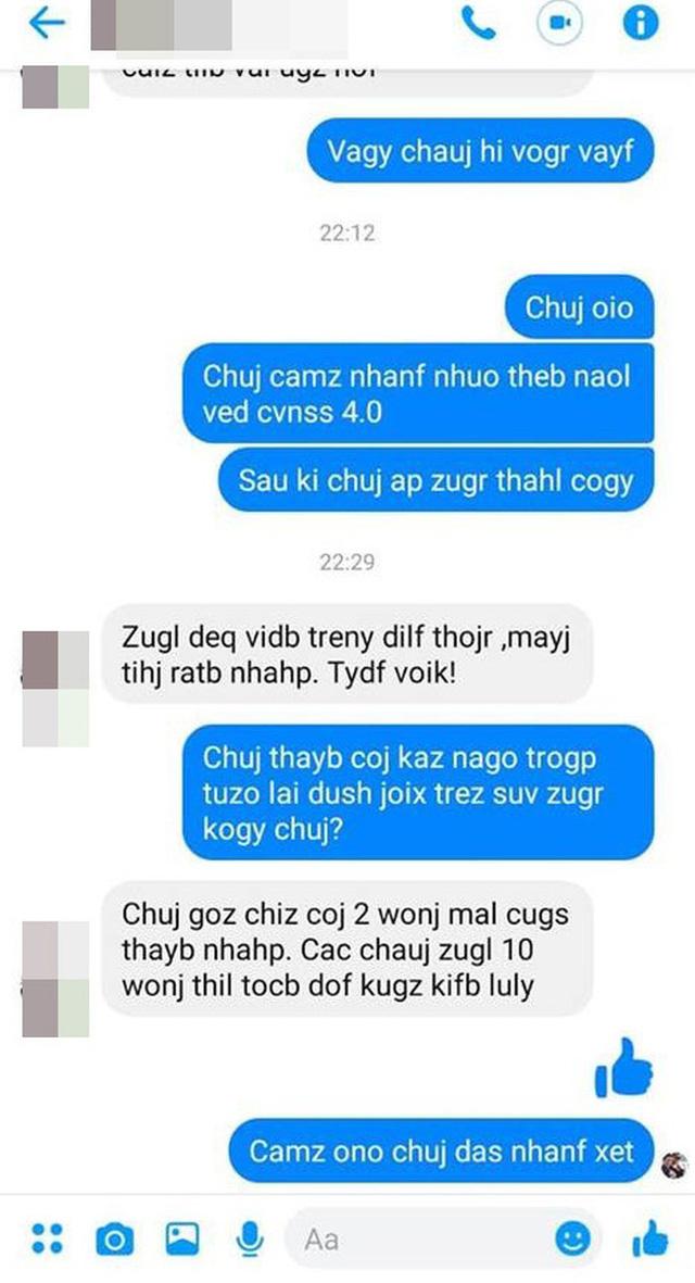 Tiếng Việt không dấu bị độc giả phản ứng gay gắt, tác giả lên tiếng: Chữ viết của tôi nên để chuyên gia thẩm định! - Ảnh 4.