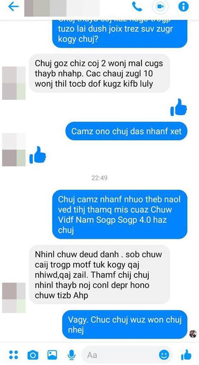 Tiếng Việt không dấu bị độc giả phản ứng gay gắt, tác giả lên tiếng: Chữ viết của tôi nên để chuyên gia thẩm định! - Ảnh 5.